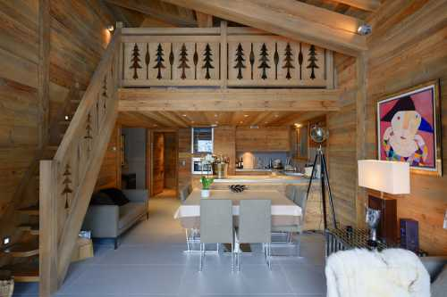 Appartement FLANNEL MEGEVE - Ref 48462